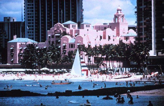 Waikiki Beach Picture