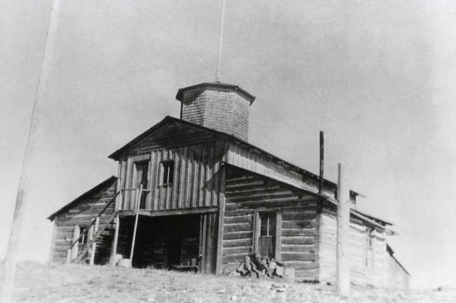 Norris blockhouse, Headquarters Picture