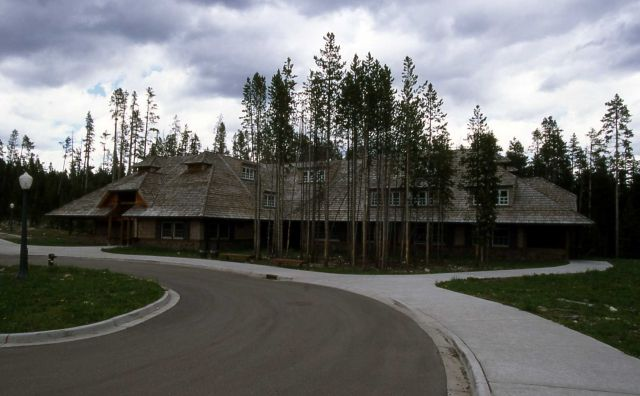 Cascade Lodge, Canyon Village Picture