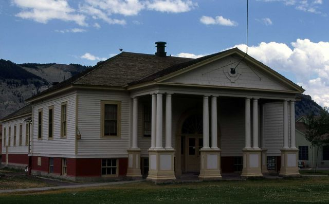 Fort Yellowstone Canteen (formerly the Post Exchange) Picture