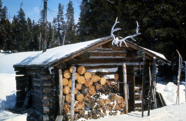 Pelican Creek cabin Picture