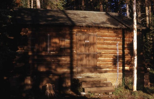 Trail Creek patrol cabin Picture