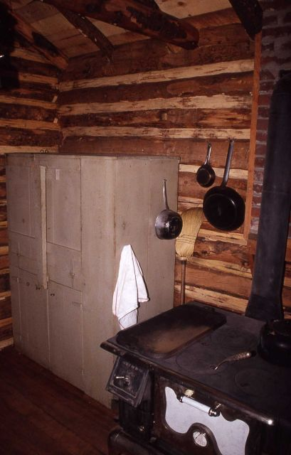 Interior of the Museum of the National Park Ranger (old Norris soldier station) Picture