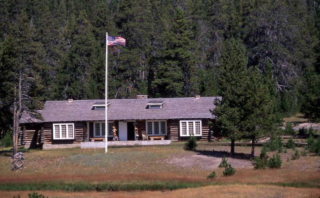 Museum of the National Park Ranger (old Norris soldier station) Picture