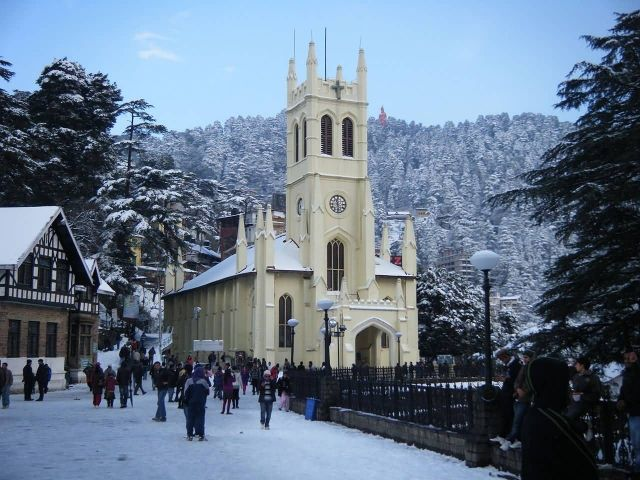 Shimla Picture