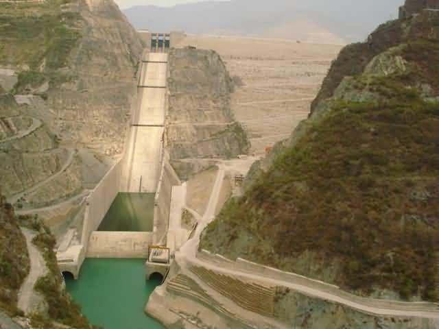 Tehri Dam, Uttarakhand Picture
