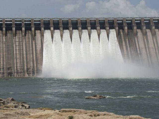 Nagarjuna Sagar Dam, Andhra Pradesh Picture