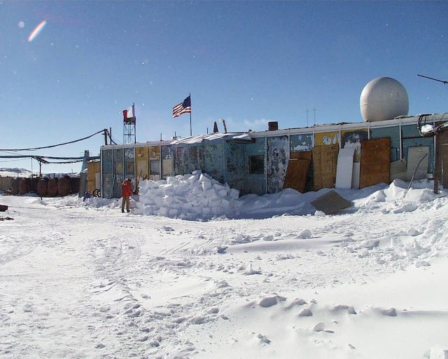 Vostok - Antarctica Picture