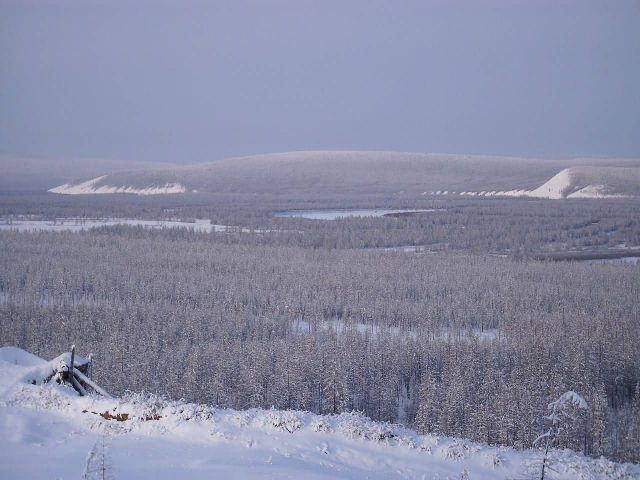 Verkhoyansk - Russia Picture