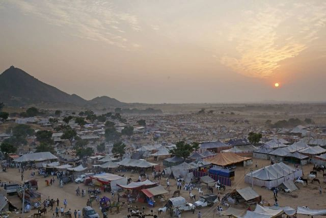 Pushkar Fair Picture