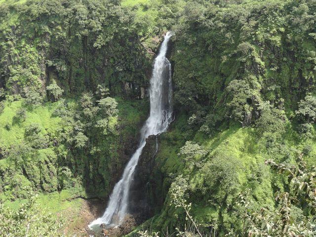 Thoseghar Waterfall - Maharashtra Picture