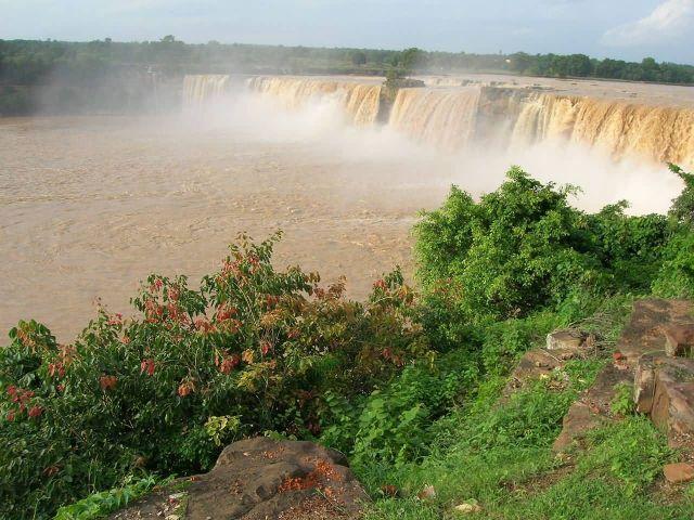 Chitrakot Waterfall - Chhattisgarh Picture