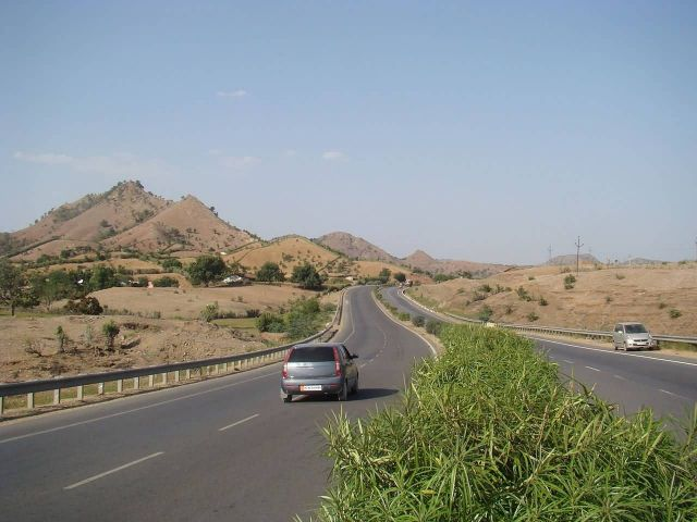 National Highway 8 Picture