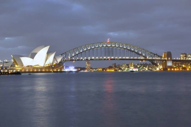 Sydney Harbour Bridge - Australia Picture
