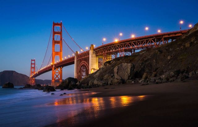 Golden Gate Bridge - California Picture