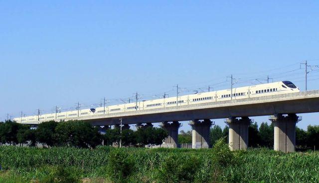 Danyang-Kunshan Grand Bridge - China Picture