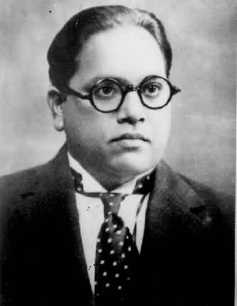 Dr. Bhimrao Ambedkar Picture
