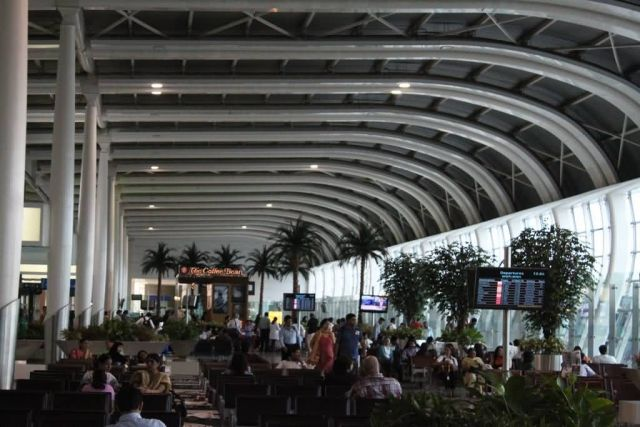 Mumbai Chhatrapati Shivaji International Airport Picture