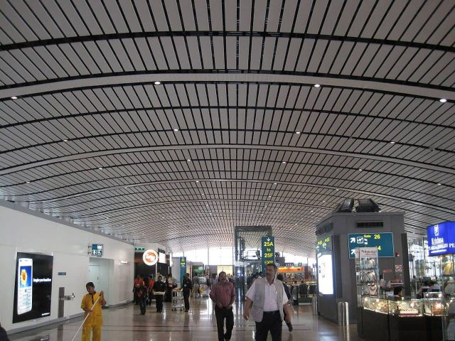 Hyderabad Rajiv Gandhi International Airport Picture