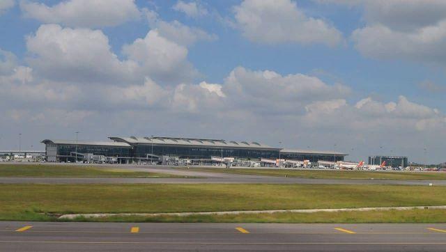 Hyderabad Rajiv Gandhi International Airport Picture