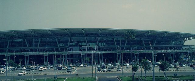 Chennai International Airport Picture