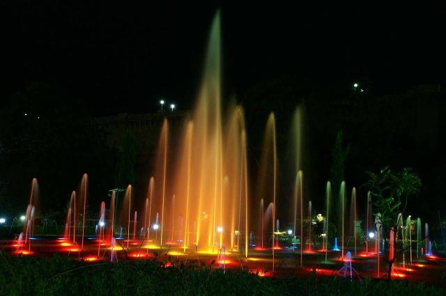 Brindavan Gardens - Mysore Picture