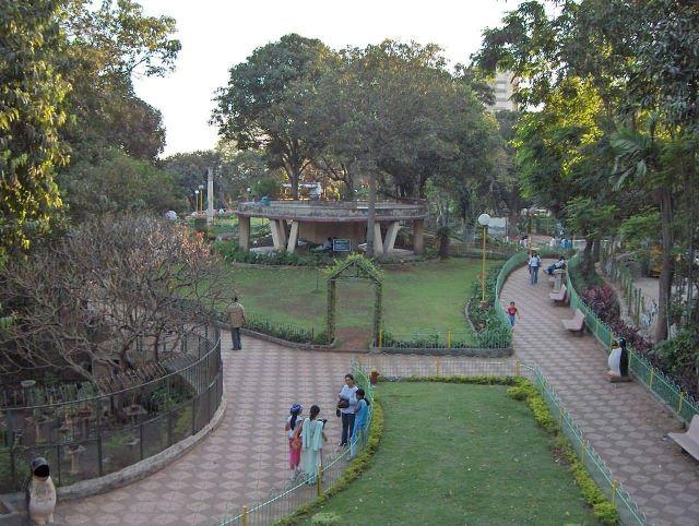 Hanging Gardens - Mumbai Picture