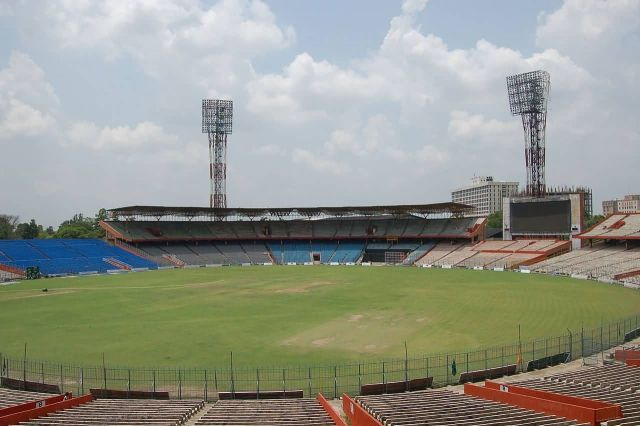 Eden Gardens - Kolkata, India Picture