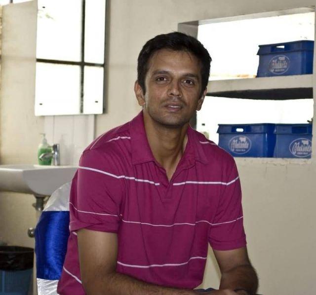 Rahul Dravid Picture