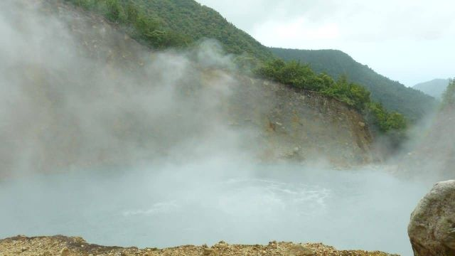 Boiling Lake - Dominica Picture