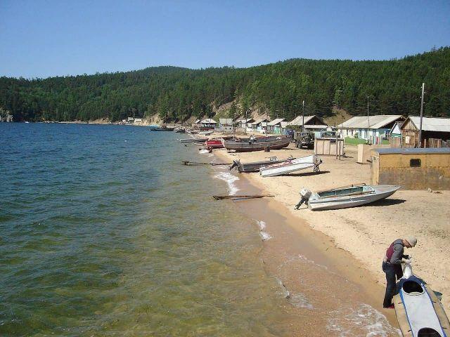Lake Baikal - Russian Region of Siberia Picture