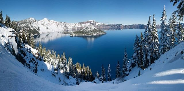 Crater Lake - USA Picture