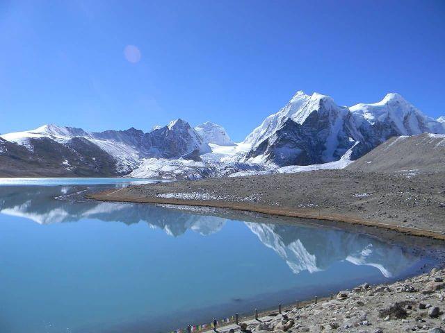 Gurudongmar Lake, Sikkim Picture