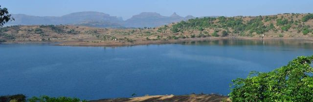 Greenery And Tranquility In Bhandardara, Maharashtra Picture