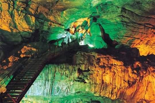 Borra Caves Picture