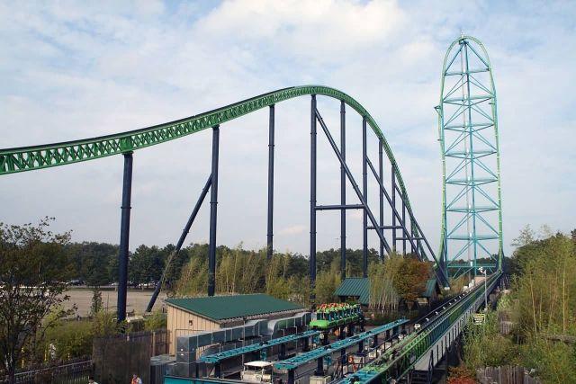 Kingda Ka Six Flags Great Adventure - Jackson, United States Picture