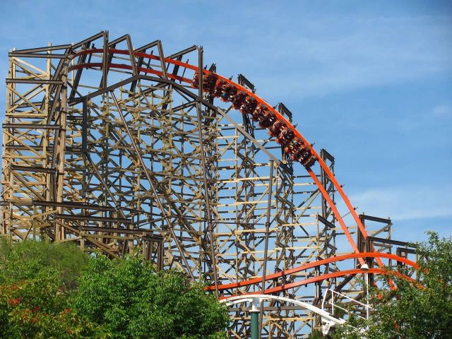 Goliath (Six Flags Great America) - Gurnee, Illinois Picture