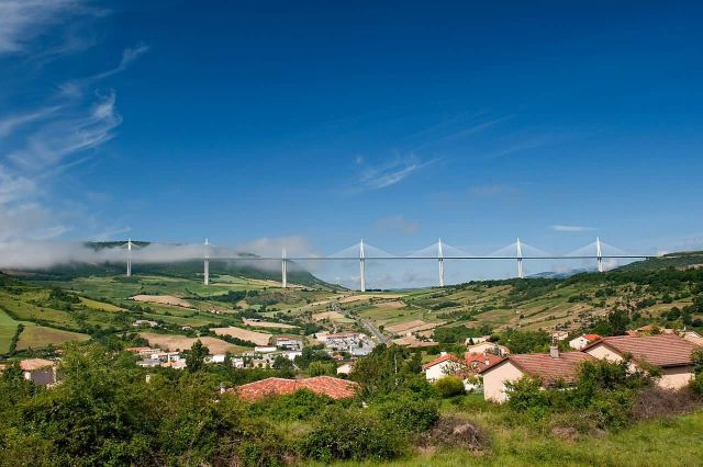 The Millau Viaduct - France Picture
