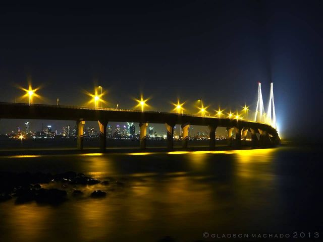 Bandra-Worli Sea Link, Mumbai Picture