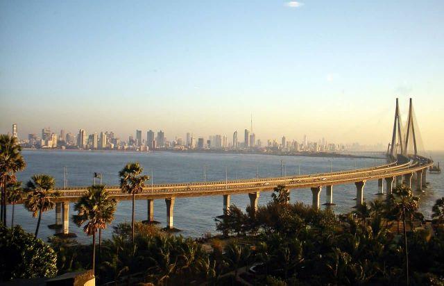 Bandra-Worli Sea Link, Mumbai Picture