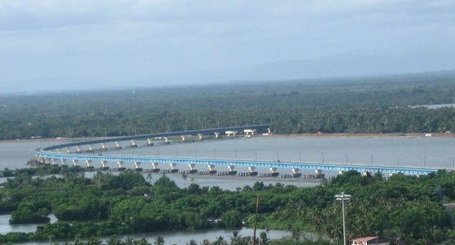 Vembanad Bridge, Kochi Picture