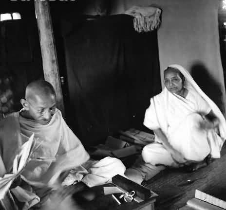 Kasturba Gandhi Picture