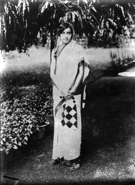 Kamala Nehru Picture