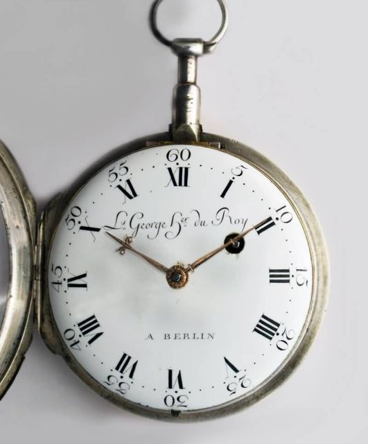 Louis George Watch Picture