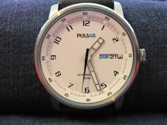 Pulsar Watch Picture
