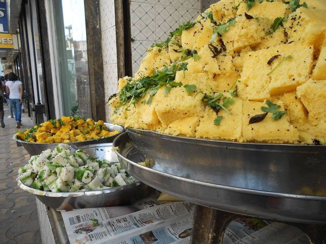Dhokla Picture