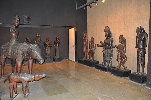 National Handicrafts and Handlooms Museum, New Delhi Picture