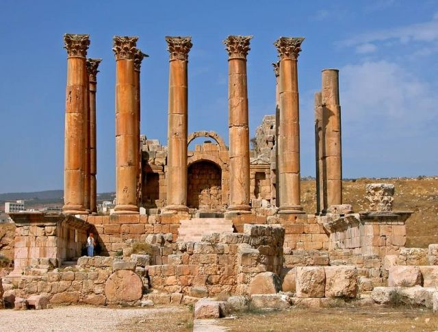 Temple of Artemis Picture