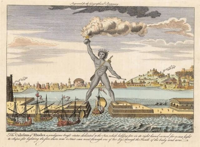 Colossus of Rhodes Picture