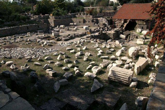 Mausoleum at Halicarnassus Picture